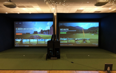 Trackman Golf Simulators